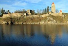 Zvikov castle Stock Image