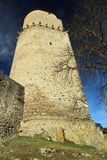 Zvikov castle tower Stock Photography