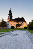 Zvolen,斯洛伐克 免版税图库摄影