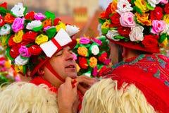 Free Zvončari Carnival Masks Royalty Free Stock Image - 108328866