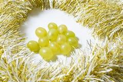 Zwölf Trauben, für feiern das neue Jahr Stockfotos