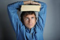 Zwaar boek stock fotografie