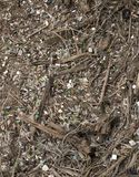 Zwaar verontreinigd milieu stock afbeelding