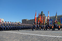 40 zwalczają się już dni chwały wieczne faszyzm kwiatów pamięci bohaterów honoru dużych nieatutowych przechodzącymi patriotycznym Obrazy Stock