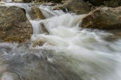 Zwalnia żaluzja wizerunek rzeka zdjęcia royalty free