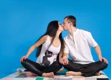 Zwanger ouder-in anticiperen van kind Royalty-vrije Stock Fotografie