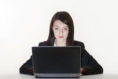 Zwangsarbeit bei der Arbeit Lizenzfreie Stockfotos