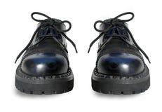 Zware laarzen Royalty-vrije Stock Foto's