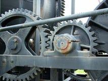 Zware machines royalty-vrije stock foto