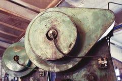Zware machines stock foto's