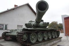 Zware tank t-80 Royalty-vrije Stock Fotografie