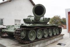 Zware tank t-80 Royalty-vrije Stock Foto's