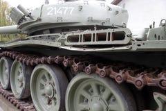 Zware tank t-80 Stock Afbeeldingen