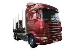 Zware Vrachtwagen Royalty-vrije Stock Afbeeldingen