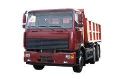 Zware Vrachtwagen Royalty-vrije Stock Afbeelding