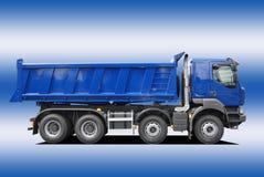 Zware vrachtwagen Royalty-vrije Stock Foto
