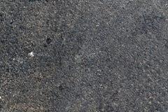 Zwart beton als de foto dichte omhooggaand van de muurtextuur Royalty-vrije Stock Afbeelding