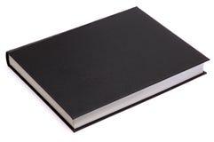 Zwart boek Stock Foto