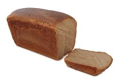 Zwart brood Stock Afbeeldingen