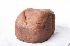 Zwart brood Royalty-vrije Stock Fotografie