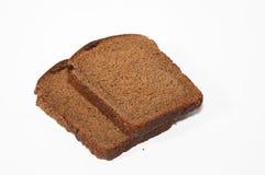 Zwart brood Royalty-vrije Stock Foto
