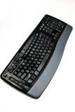 Zwart Computertoetsenbord Stock Afbeelding