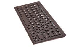 Zwart computertoetsenbord Royalty-vrije Stock Fotografie