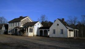 Zwart Duck Lodge stock afbeeldingen