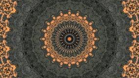 Zwart en oranje gestreept grunge abstract ontwerp vector illustratie