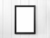 Zwart frame royalty-vrije stock afbeelding