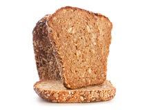 Zwart gerstbrood royalty-vrije stock afbeelding