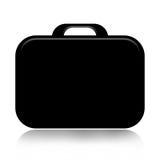 Zwart geval vector illustratie