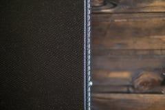 Zwart gitaargeval Royalty-vrije Stock Afbeeldingen