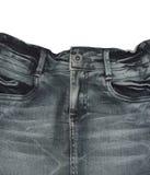 Zwart Jean Stock Afbeelding