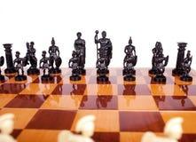 Zwart leger Stock Afbeelding