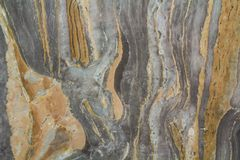 Zwart marmeren abstract patroon als achtergrond met hoge resolutie Wijnoogst of grunge achtergrond van textuur van de natuursteen Stock Foto's