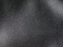 Zwart materiaal Royalty-vrije Stock Foto