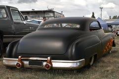 Zwart Mercury stock foto's