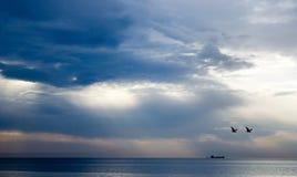 Zwart overzees-ER Royalty-vrije Stock Foto's