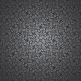 Zwart patroon vector illustratie