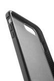 Zwart Plastic Beschermend Geval voor Smartphones Royalty-vrije Stock Foto
