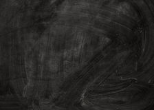 Zwart schoolbord Royalty-vrije Stock Afbeelding