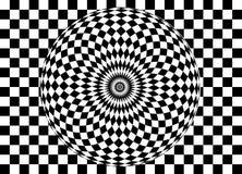 Zwart-wit Stock Illustratie
