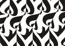 Zwart-wit Royalty-vrije Stock Afbeeldingen