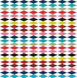 Zwart-wit Abstract Psychedelisch Art Background Vectorillu Stock Afbeeldingen