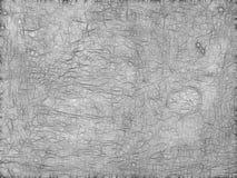 Zwart-wit chaos abstracte achtergrond. Royalty-vrije Stock Afbeeldingen