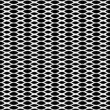 Zwart-wit decoratief element Sterke structuur royalty-vrije illustratie