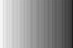 Zwart-wit eenvoudig patroon Lichteffect Gradiëntachtergrond met lijn Halftone ontwerp vector illustratie