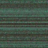 Zwart, Wit, Groen en Gray Striped Abstract stock illustratie