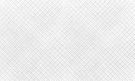 Zwart-wit horizontaal patroon met dwarslijnen textuurwafels Vector Stock Afbeelding